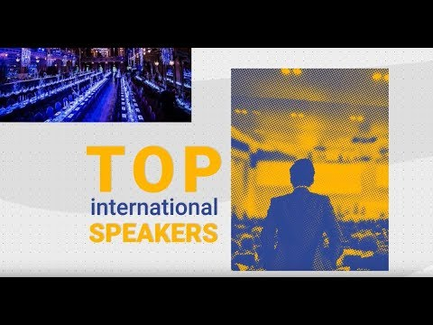 Blockchain & Bitcoin Conference Stockholm – Top Speakers