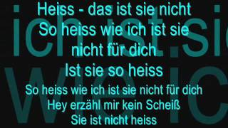LaFee Heiss Lyrics