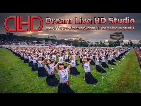 [Live-HD] ถ่ายทอดสด พิธีอัญเชิญตราพระราชลัญจกร มหาวิทยาลัยราชภัฎมหาสารคาม RMU 15/8/58