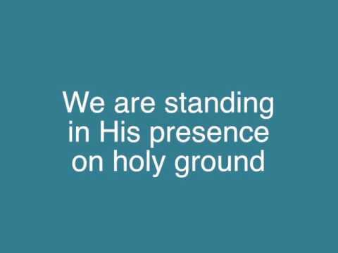 Holy Ground - Daniel Kolenda (Lyrics Video)