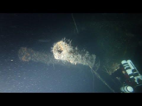 Wreck Diving in Norway: Schwerer Kreuzer Blücher