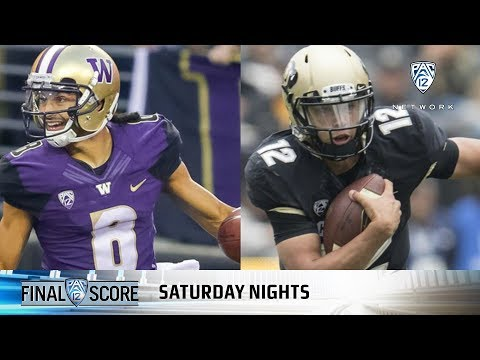 Washington-Colorado football game preview