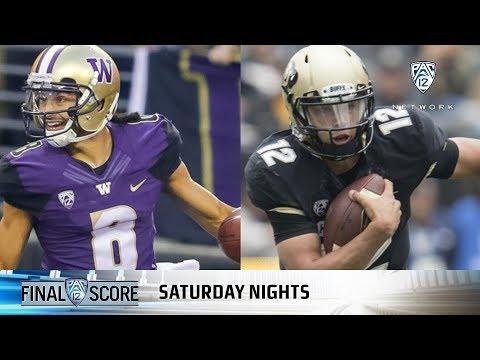 Washington-Colorado football game preview