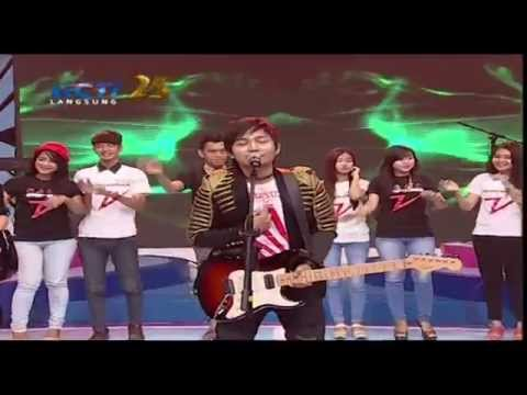 ZIVILIA BAND [Sayonara] Live At Dahsyat (11-06-2014) Courtesy RCTI