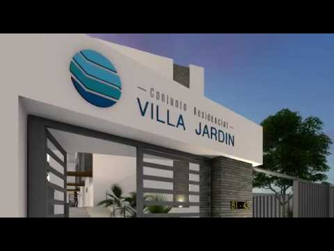Villa Jardin condominio - YouTube