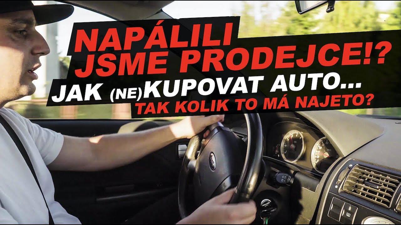 Jak (ne)kupovat svoje nové auto? | Daily car bez lží o kilometrech! (1.díl)
