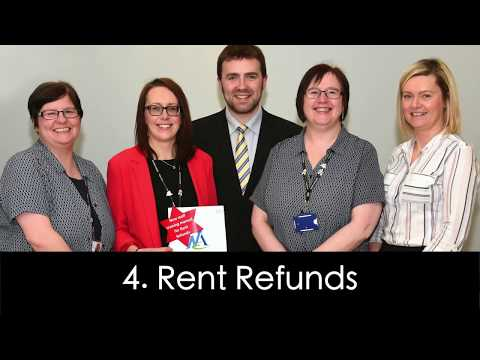 Lean Six Sigma Day of Success 2017 - Rent Refunds