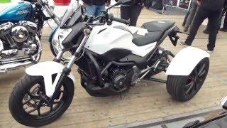 EML V-Sport (Honda NC 750 S) Trike 54 Hp * see also Playlist