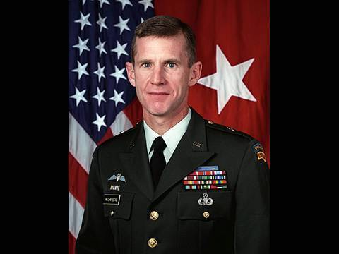 General Stanley McChrystal Rips Barack Obama In Rolling Stone Interview -- Report