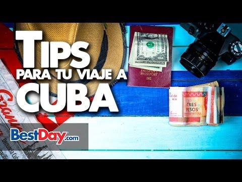 Tips para tu viaje a Cuba