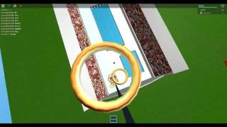 Roblox Olympic Games Rio 2016 part 1