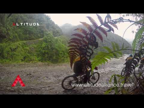Death Road by Altitude Travel DMC (Bolivia) 2018