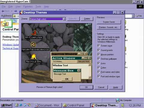 Windows 98 bdsm desktop themes