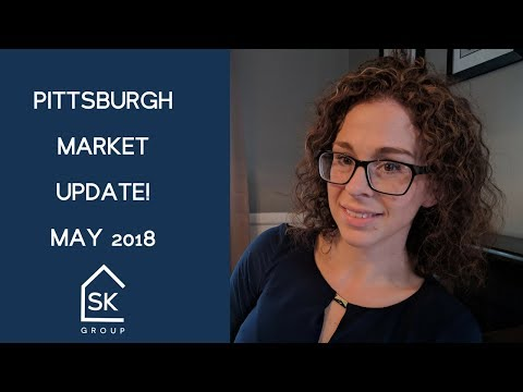 Pittsburgh Real Estate Market Update!  May 2018