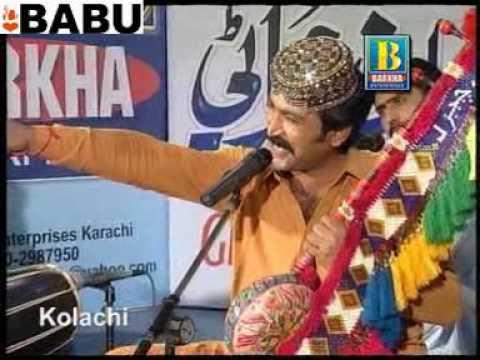 GHULAM HUSSAIN UMRANI MAAN TUHNJO AAHIYAAN JANI ALBUM 8 DIL LAGHI