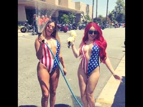 Sexy USA ladies 😍