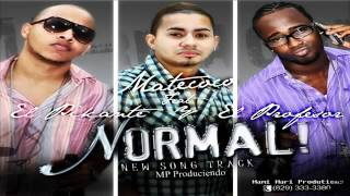Pikante y Profesor Ft Mate Coco Normal Normal Dembow 2012