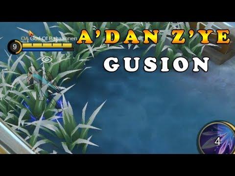 A'dan Z'ye Kahraman Oynayış Ve öğretici   Gusion   Mobile Legends