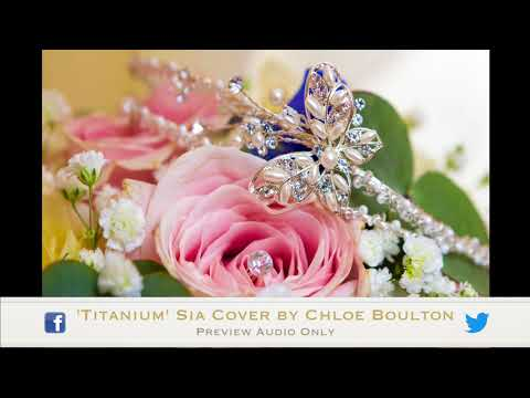 Titanium | Davia Guetta ft. Sia Cover by Chloe Boulton | Preview Audio Only