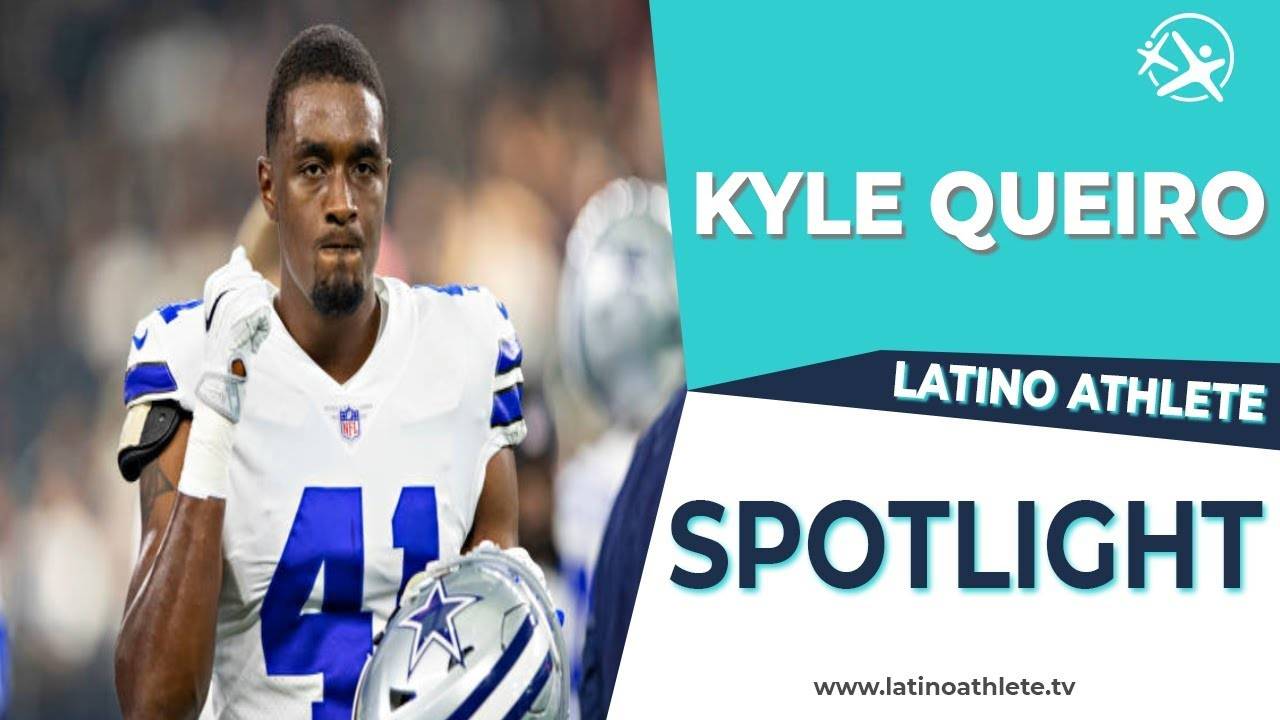 Latino Athlete Spotlight:  Kyle Queiro