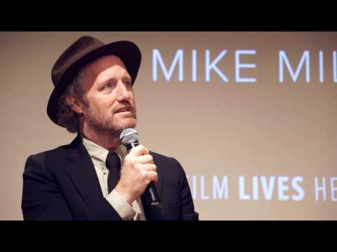 Mike Mills   HBO Directors Dialogue   NYFF54