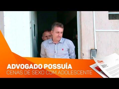 Advogado preso por divulgar cenas de sexo com adolescente - TV SOROCABA/SBT