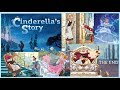 Disney Princess Cinderella Story Jigsaw Puzzle for kids