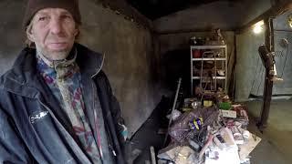 Wylewka betonowa - Jak zrobić - remont stodoły cz.2