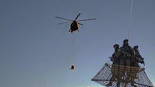 Вертолеты над Кремлём. Снова!