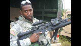 """""""Infantry Soldier"""" Responds To Soulja Boy Troops Diss"""