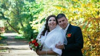 Красивое свадебное видео. Алексей и Дарья.
