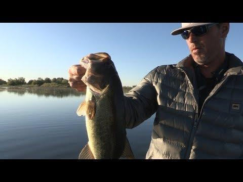 Potholes Reservoir Bass Fishing