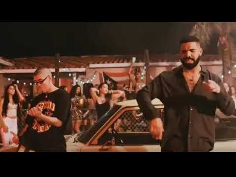 Download Bad Bunny Ft. Drake - MIA (Audio)