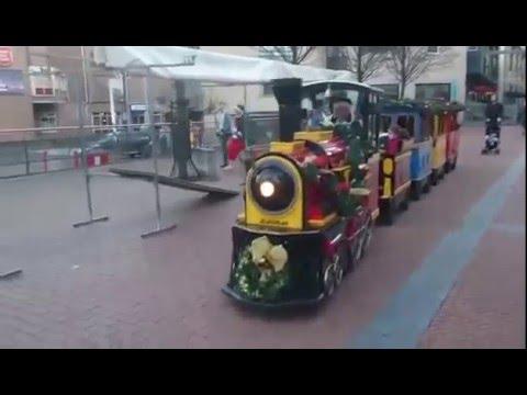 KERST IN ZEIST - Kersttreintje op Belcour