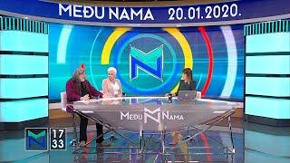 T. Pančić i S. Petrušić o kontroli sudstva, bojkotu izbora i NINovoj nagradi - Među nama, 20.1.2020.