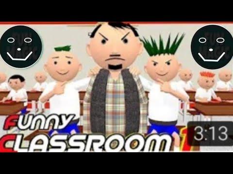 A JOKE OF - FUNNY CLASSROOM 1 - FUN MAGIC || VIDEO FOR FUN