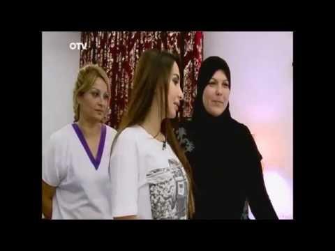 داليا والتغيير  Plastic surgery (elephant leg) in beirut Lebanon by Dr Toni Nassar