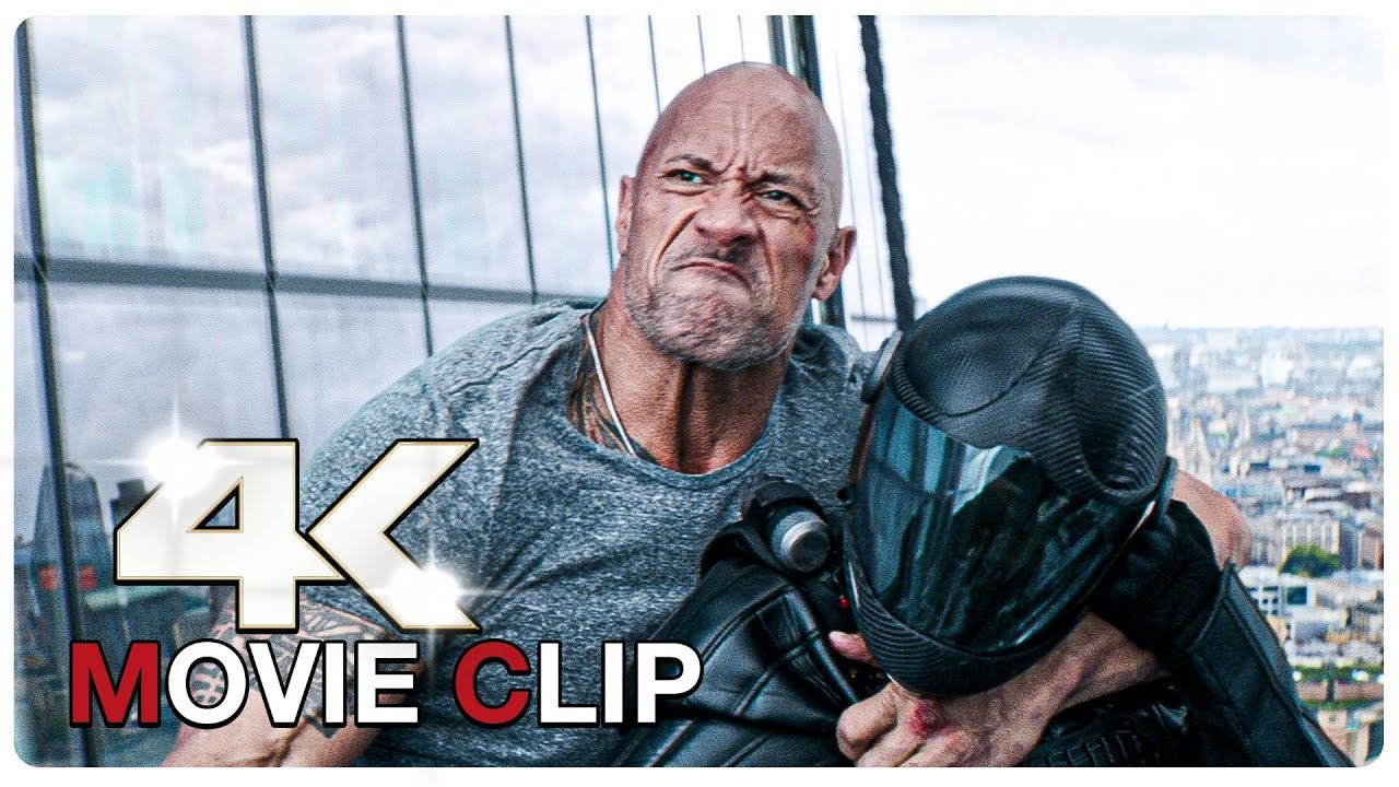 Download Hobbs Vs Shaw - Elevator Fight Scene - FAST AND FURIOUS 9 Hobbs And Shaw (2019) Movie CLIP 4K