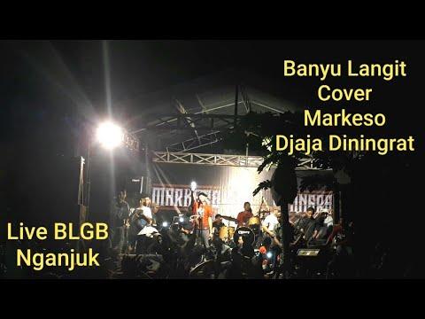 Banyu Langit - Didi Kempot | Versi Reggae | Markeso Djaja Diningrat | Live Balonggebang Nganjuk 2019