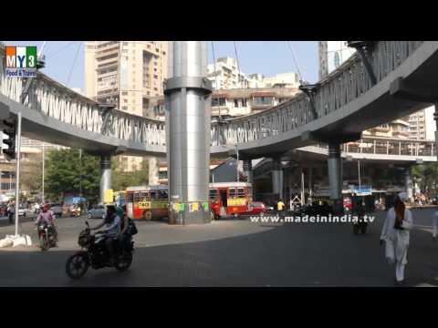 Grant Road Station | Junction Grant Road |  | Mumbai City | INDIA | 4K VIDEO