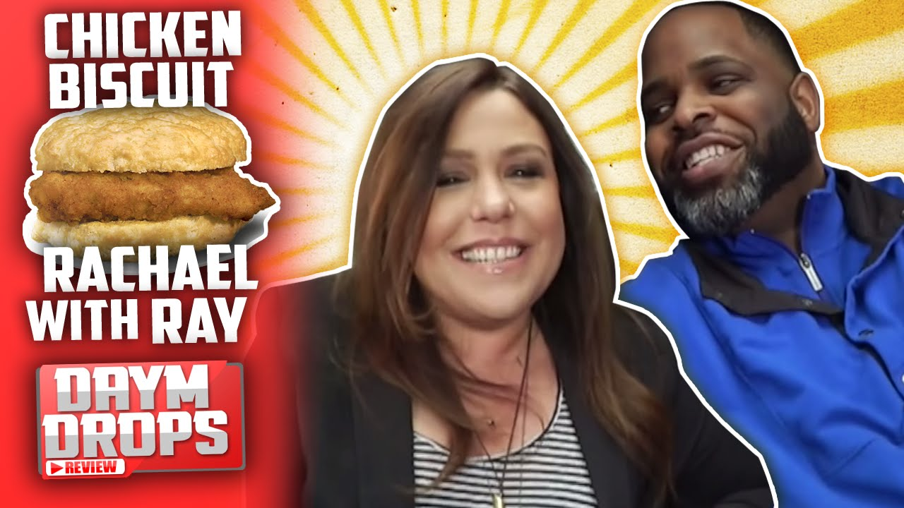Chicken Biscuit With Rachael Ray