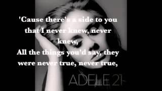 Video Adele   Set Fire to the Rain Lyrics download MP3, 3GP, MP4, WEBM, AVI, FLV Juni 2018
