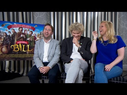 Bill the film - What do the cast think of Shakespeare?