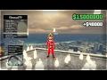 MOD MENU ARGENT ILLIMITÉ (PLUIE D'ARGENT) - GTA 5 ONLINE (1.27/1.37)