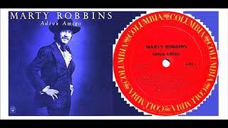 Marty Robbins - Adios Amigo 'Vinyl'