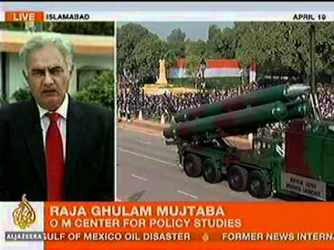 Download Opinion Maker - Aljazeera Report On Pakistan Missile Testing