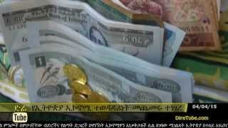 DireTube News - Ethiopian Economy Comes Back with a Vengeance