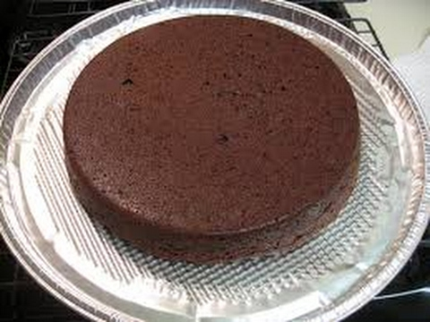 Eggless Chocolate Cake Recipe In Hindi In Oven