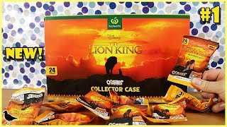 Woolworths Disney The Lion King Ooshies Opening + Collector Case! | Birdew Reviews