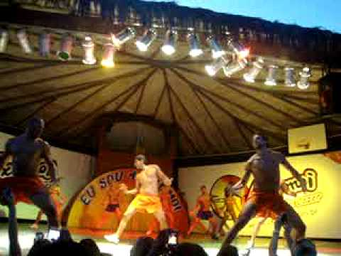 Troupe Dance julho2010 - Calor 01 Travel Video
